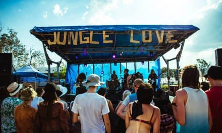 An Artist And An Attendee's View Of Jungle Love Festival