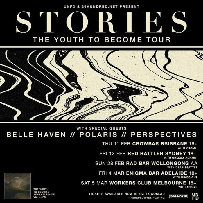 Polaris tour dates