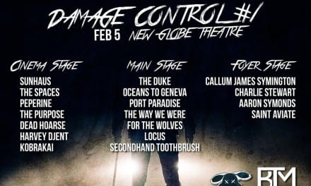 'Damage Control' Launches At The New Globe Theatre This Friday