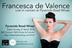 Francesca Tour 3
