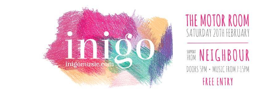 Inigo Motor Room