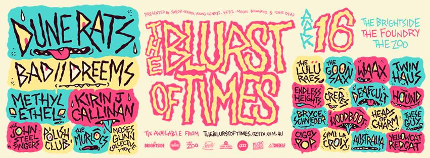 The Blurst Of Times Festival