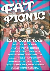 02.05.16 Spotlight On - Fat Picnic Tour Dates