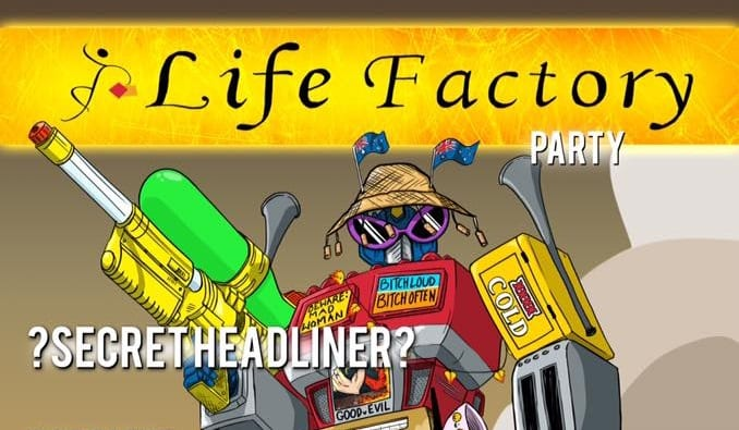 Life Factory Party