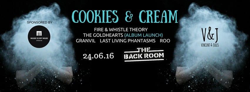 Cookies & Cream June