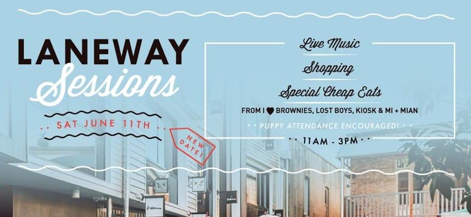 Laneway Sessions