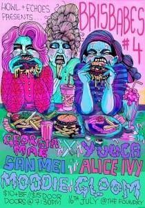 Brisbabes Poster