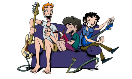 Premiere: Sing Say Release First Episode From Comic Book EP 'The Story So Far…'