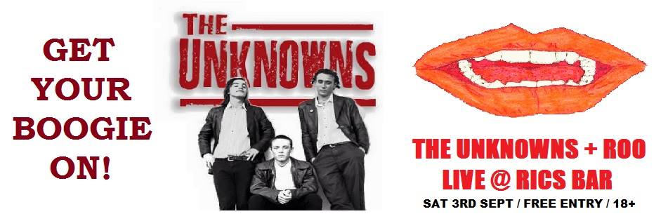 The Unknowns +ROO