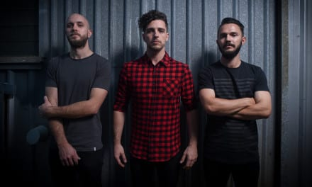 Brisbane Rockers The Iron Eye Are Just Getting Started