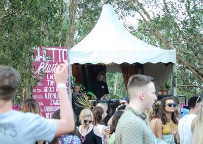 MMVAF: Ghetto Blast DJ stage