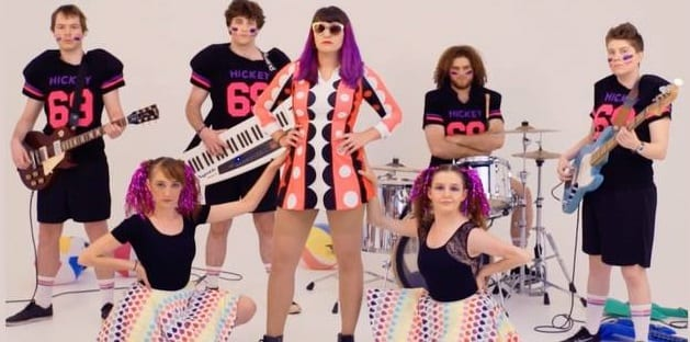 Premiere: 'Hey Mickey' Gets A Revival In Cheeky Velvet's Debut Music Video 'Hickey'