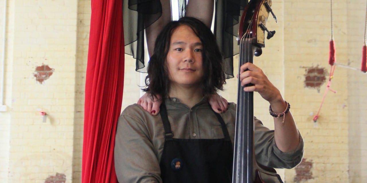 Fresh Faces: Matt Hsu