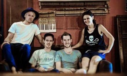 Premiere: Huntington Take Flight With Tranquil Debut Single 'Free Bird'