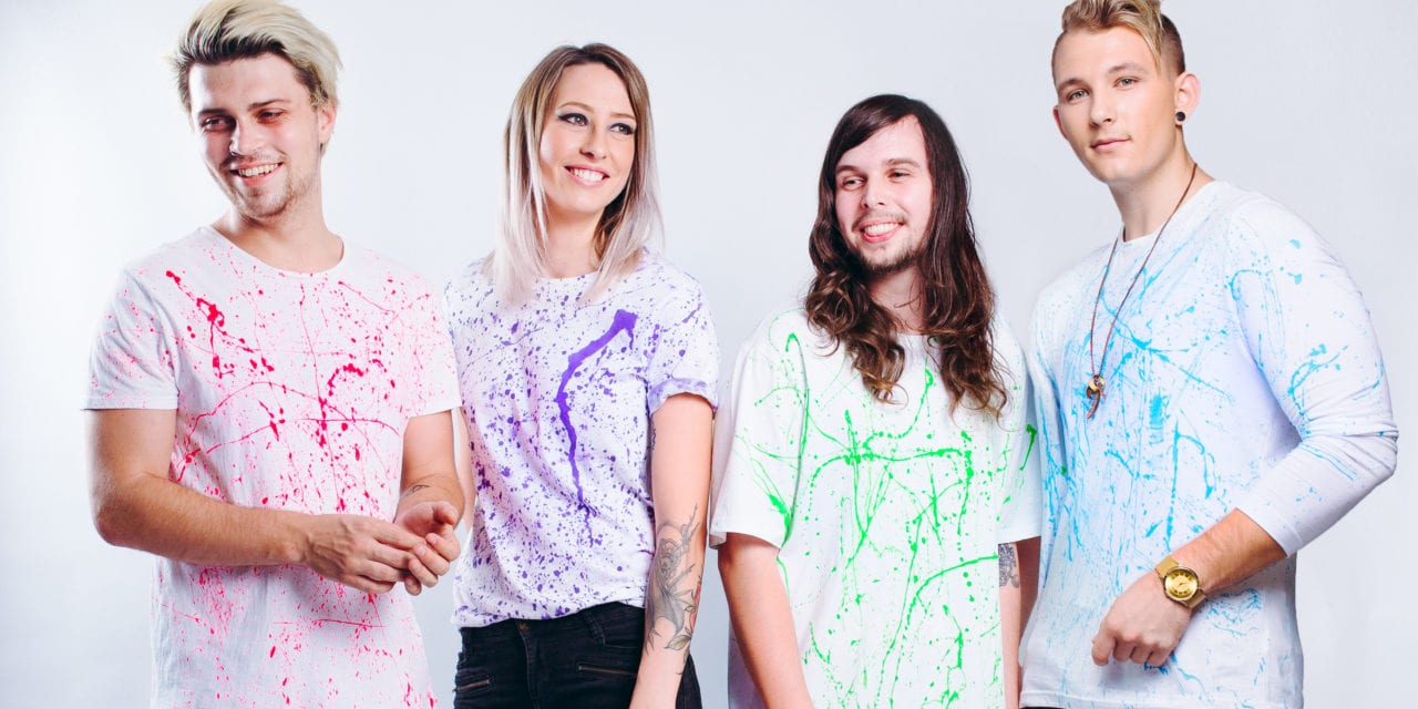 Review: Joy In Motion Nail Pop-Rock On Debut EP 'Falling Out'