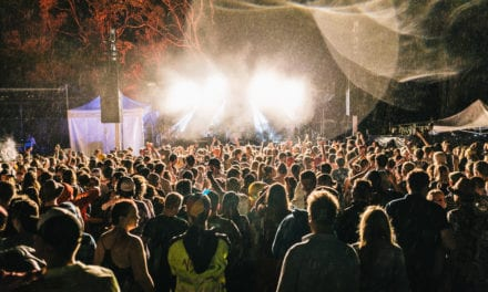 Red Deer Festival Prepares For Lift Off