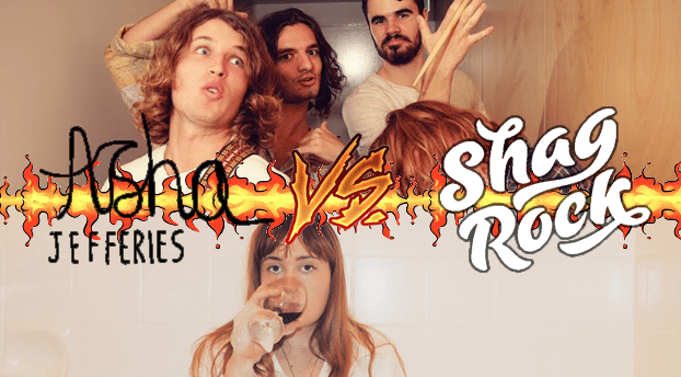 Battle Of The Bands: Asha Jefferies VS Shag Rock