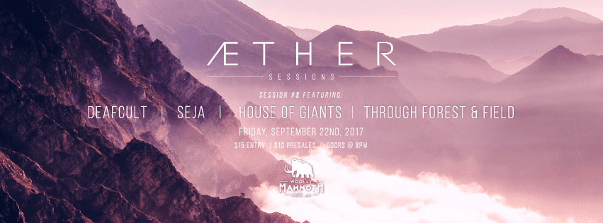 ÆTHER Sessions