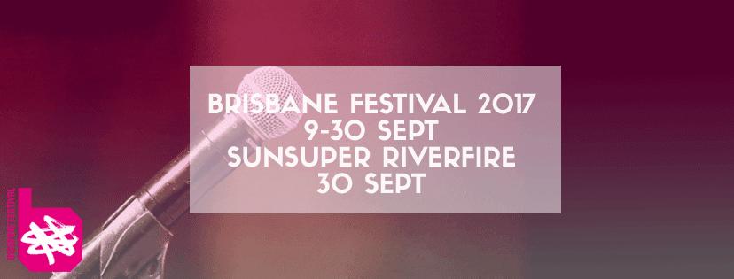 QLD September Festival Guide