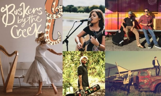 Queensland Artists Vying For Australia's Busking Crown