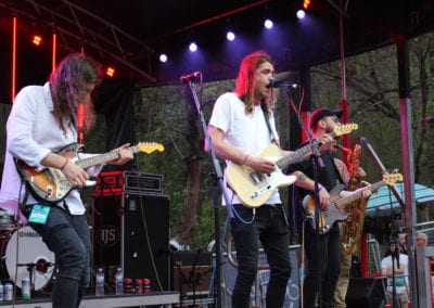 Red Deer Festival: The Cool Calm