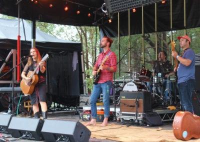 Red Deer Festival: Leanne Tennant