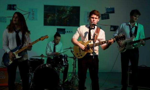 Premiere: Foxymoron Unleash Stealthy Debut Single 'Thought Criminal'