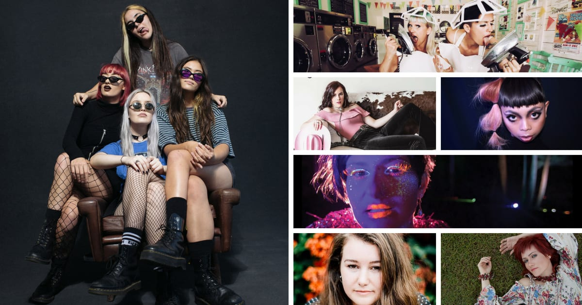 Better Than Netflix: QLD's Musical Girl Gang