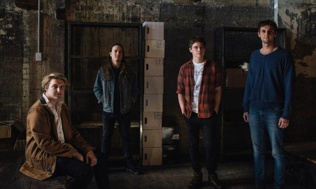 Premiere: Take A Seat In Foxymoron's Kaleidoscopic 'Soapbox Cinema'