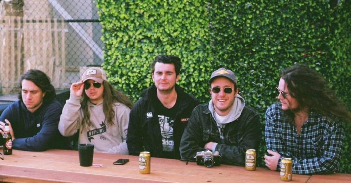 Augusta Make Rock Waves With Sophomore EP 'Alice'