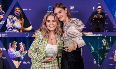 Three Cheers For 2019 Queensland Music Awards Winners