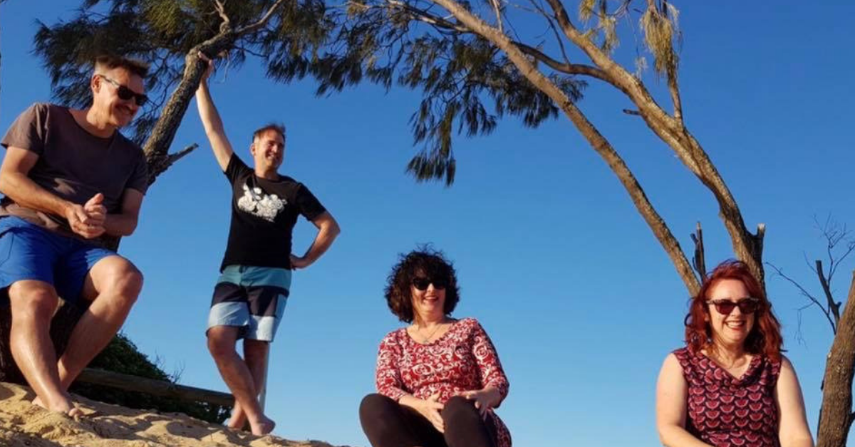 Premiere: The Double Happiness Profess There's 'No Place Like Nundah'