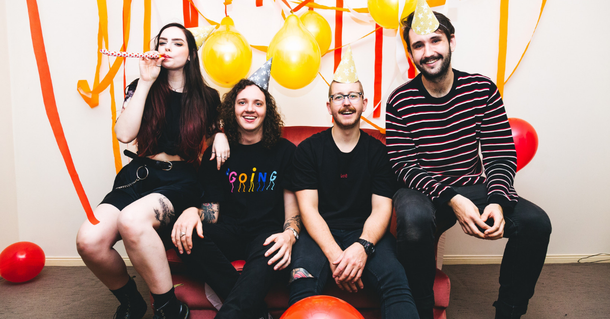 Premiere: Semantics Check In With 'If You're Not Alright' EP