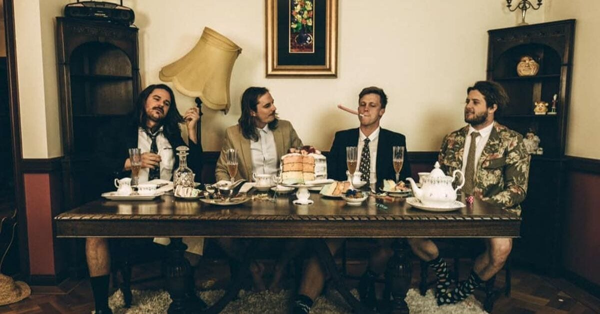 Review: Layer Cake's Appetising Alt-Pop Debut EP