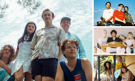 A Song A Day For Solidarity: Clawmachine Satisfy Sweet Tooths On 'Sweet Like Sugar'
