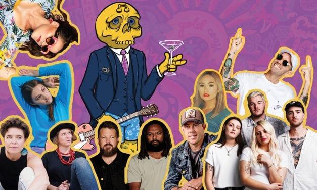 Gold Coast Music Awards Go Virtual, Finalists Announced