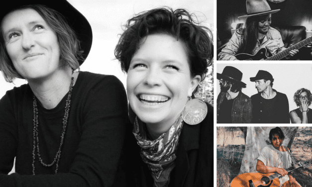A Song A Day For Solidarity: Hussy Hicks' Road Trip Soundtrack 'Mountain Peak'