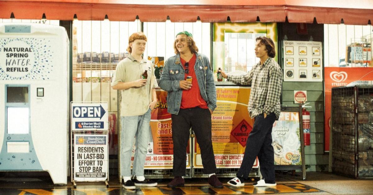 Review: The Chats' Rambunctious Debut LP 'High Risk Behaviour'