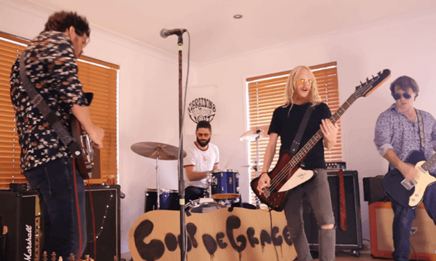 Premiere: Vibrations From The Void's Retro Music Video 'Coup De Grâce'