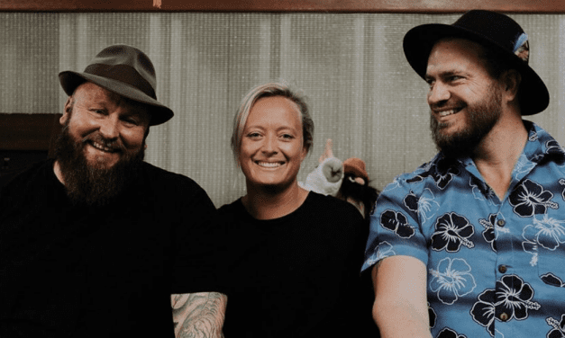 Premiere: August River Band Unveil Thought-Provoking Music Video 'Crazy'